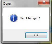 10 flag changed